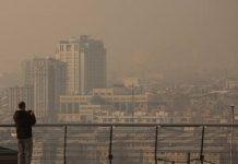 خسارت آلودگی هوا در تهران