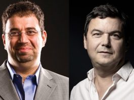 توماس پیکتی و دارون عجماوغلو