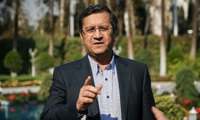 عبدالناصر همتی رییس کل بانک مرکزی