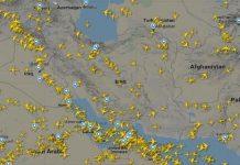 آسمان ایران
