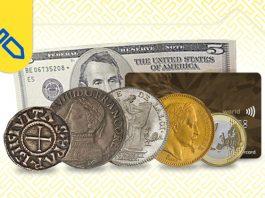 تاریخپه پول کالایی مبادله کالا با کالا حواله برات بانک مرکزی نظام استاندارد طلا دلار توافقنامه برتون وودز