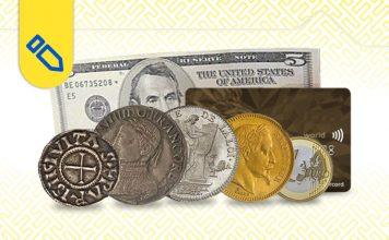 تاریخپه پول کالایی مبادله کالا با کالا حواله برات بانک مرکزی نظام استاندارد طلا دلار