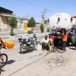 آب و قحطی، بیابان شدن ایران از خوزستان شروع شد.