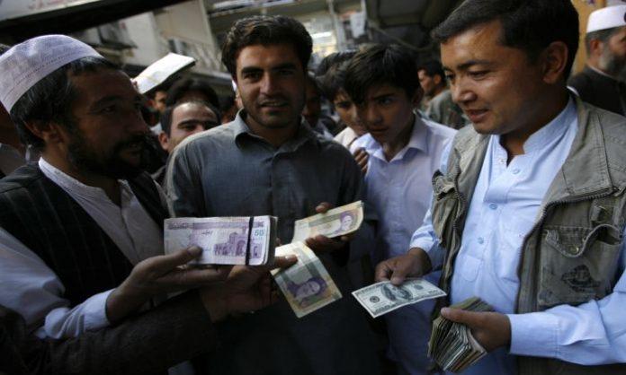 قدرت گیری طالبان در کابل و بازار ارز در ایران
